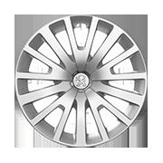 Enjoliveur Peugeot Rifter Ambre 15 pouces