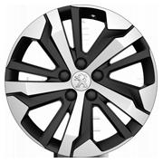 Jante alliage Peugeot Rifter Aoraki 17 pouces