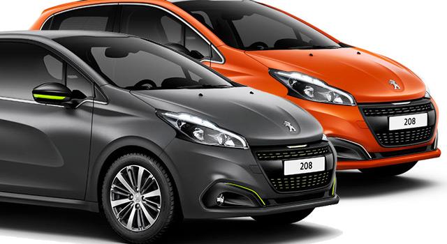 Style et Finitions de la Peugeot 208 I