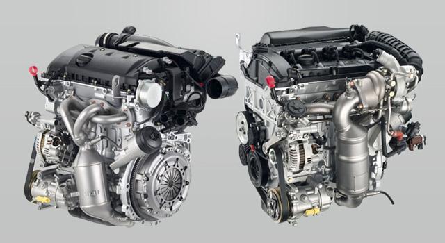 Motorisations de la Peugeot 208 I