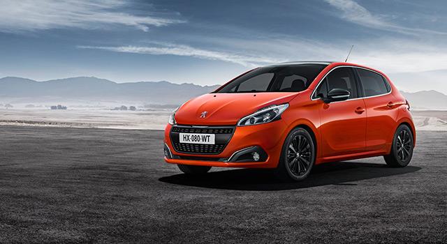 Les Tarifs et Options de la Peugeot 208 I
