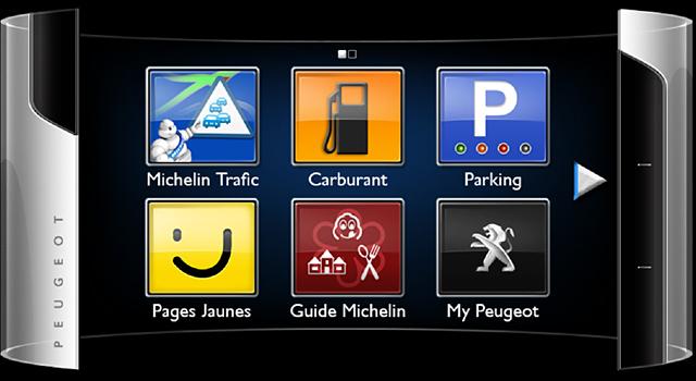 Peugeot Connect Apps