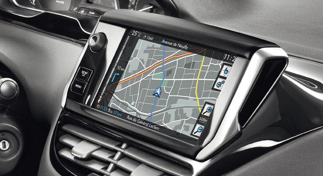 Système Multimédia SMEG Peugeot