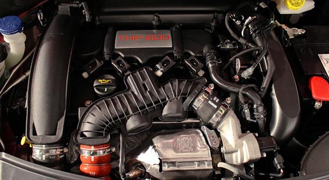 moteur ep6cdtx peugeot 208 gti