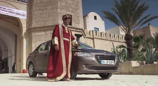 Peugeot Route 301 en Tunisie – Jour 1 (South Route, Etape 7) – Vidéo Officielle