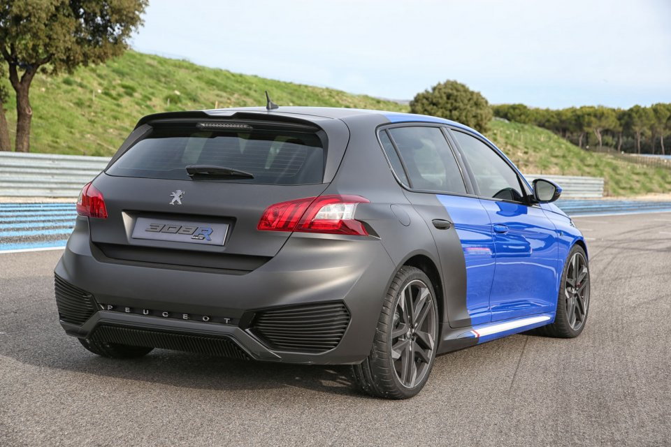 peugeot 308 r hybrid la berline sportive radicale 1 6 thp hybrid 500 ch f line. Black Bedroom Furniture Sets. Home Design Ideas