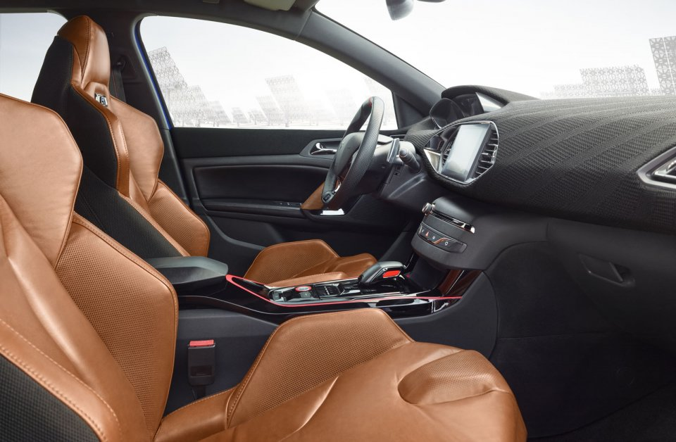 Intérieur Peugeot 308 R HYbrid