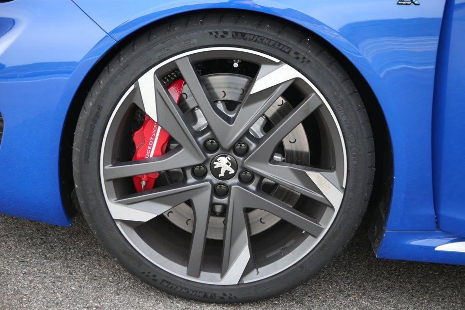 Freins Peugeot 308 R HYbrid