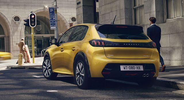 Location Peugeot 208
