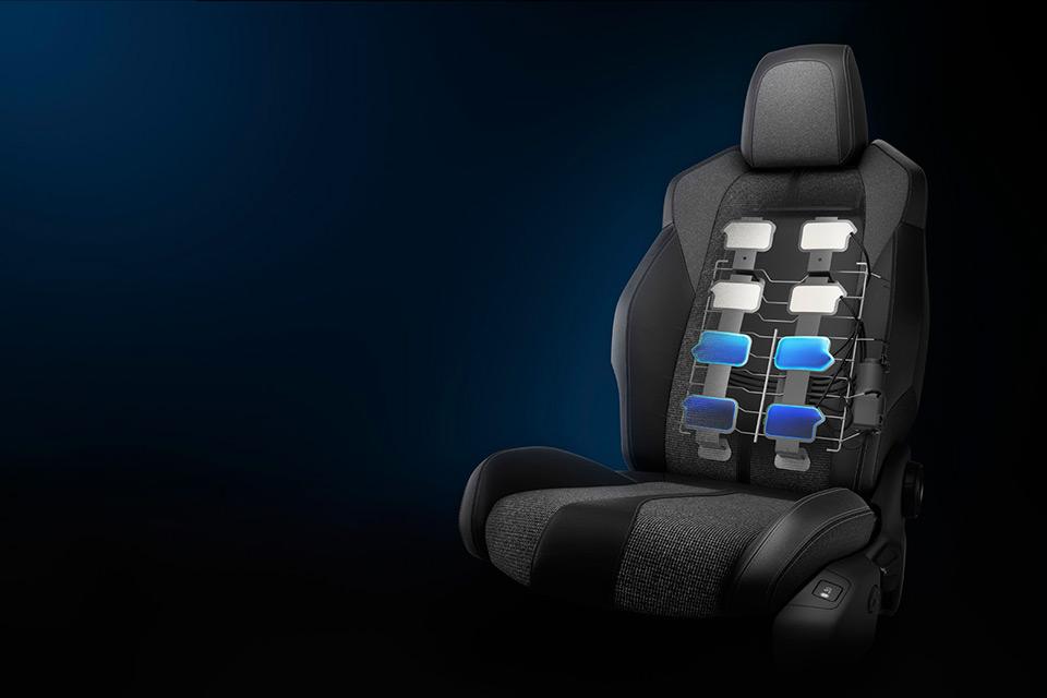 Photo siège massant Peugeot 3008 II