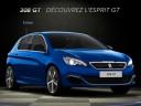 Site officiel Peugeot 308 GT : Adoptez l'esprit GT !