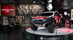 Be a Legend - Peugeot Avenue Paris