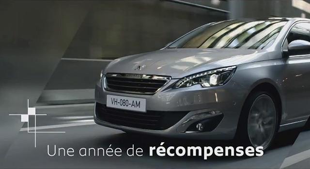 Vidéo : Le meilleur de Peugeot en 2014