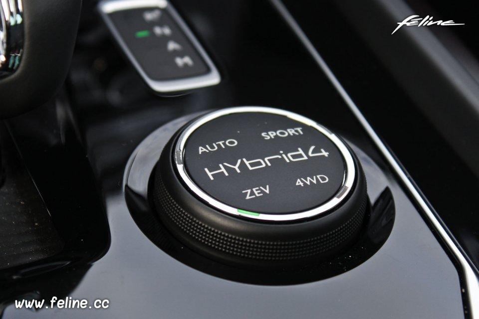 Peugeot 508 RXH HYbrid4