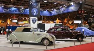 Nouvelle expo « Joyeux Anniversaires » au Musée de l'Aventure Peugeot !
