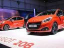 Photos : le stand Peugeot au Salon de Genève 2015