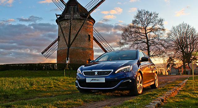 Essai Peugeot 308 II GT 2.0 BlueHDi 180 : une compacte et un gros moulin