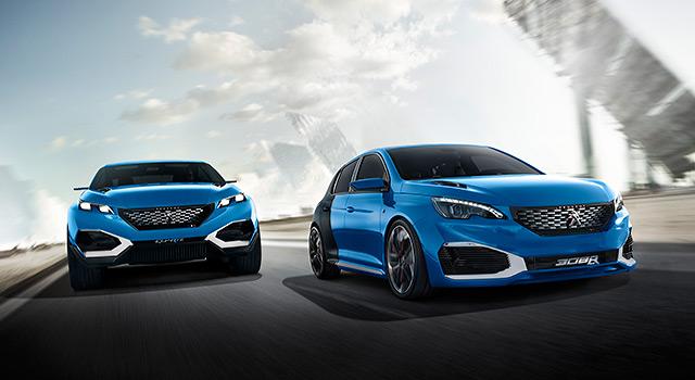 Peugeot au Salon de Shanghai 2015 : toutes les nouveautés