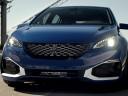 Peugeot 308 R HYbrid - Vidéo officielle (2015)