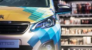 """Vidéo : """"Urban Life in Color"""", la Peugeot 108 chez Peugeot Avenue Paris !"""