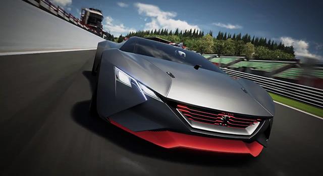 Peugeot Vision GT Concept – Vidéo officielle (2015)