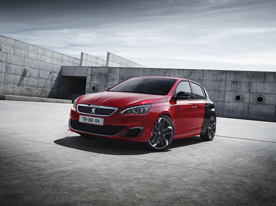nouvelle peugeot 308 gti pr sentation officielle photos vid o news f line. Black Bedroom Furniture Sets. Home Design Ideas