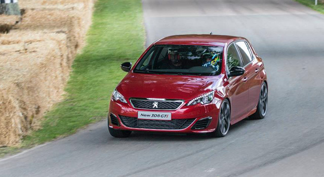 Peugeot au Goodwood Festival of Speed 2015 ! [photos & vidéos]