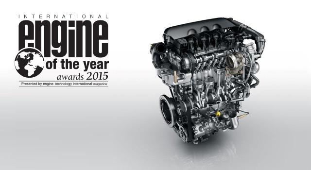 Le 1.2 Turbo PureTech de Peugeot : Moteur International de l'Année 2015 !