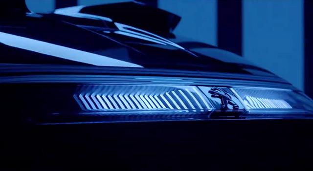 Peugeot Fractal : seconde vidéo teaser du concept car