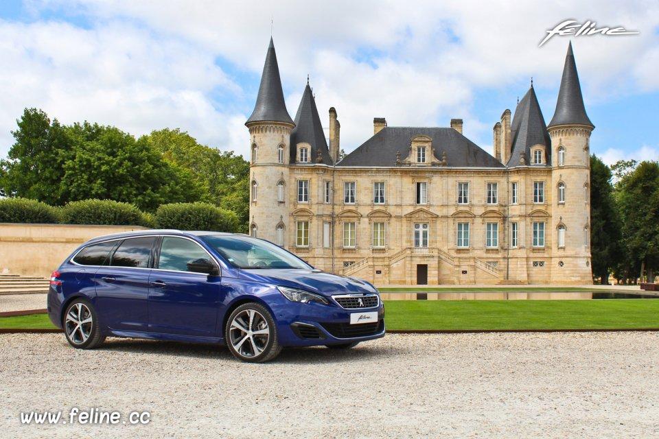Essai Peugeot 308 SW GT HDi 180 EAT6