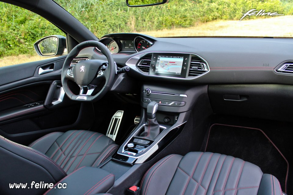 essai peugeot 308 2 0 hdi 150 voiture galerie. Black Bedroom Furniture Sets. Home Design Ideas
