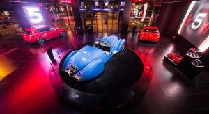 Photos : nouvelle vitrine « More Sensations » chez Peugeot Avenue à Paris !