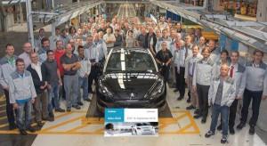 Photos : la toute dernière Peugeot RCZ vient d'être produite...