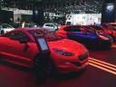 Vidéo : visite du stand Peugeot au Salon de Francfort 2015