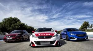 Peugeot Sport dévoile son Armada 308 sur le circuit du Castellet !