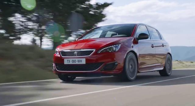 Vidéo : le design de la Peugeot 308 GTi by Peugeot Sport