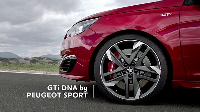 Vidéo Peugeot 308 GTi : l'avis des experts de Peugeot Sport