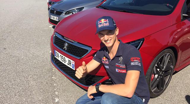 Vidéo : essai de la Peugeot 308 GTi par Timmy Hansen