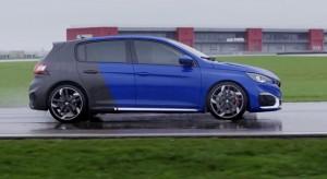 Vidéo : Timmy Hansen essaye la Peugeot 308 R HYbrid !