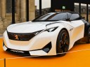 Photos : Peugeot au Festival Automobile International 2016
