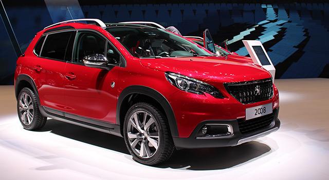 Photos du Salon de Genève 2016 : Peugeot conjugue le voyage à