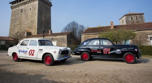 Tour Auto 2016 : les Peugeot 203 et Peugeot 403 engagées par le