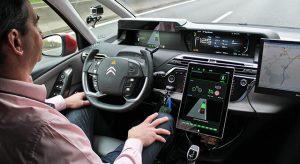 A la découverte de la voiture autonome du Groupe PSA