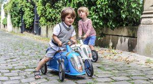 Peugeot présente une gamme de jouets collectors avec Baghera