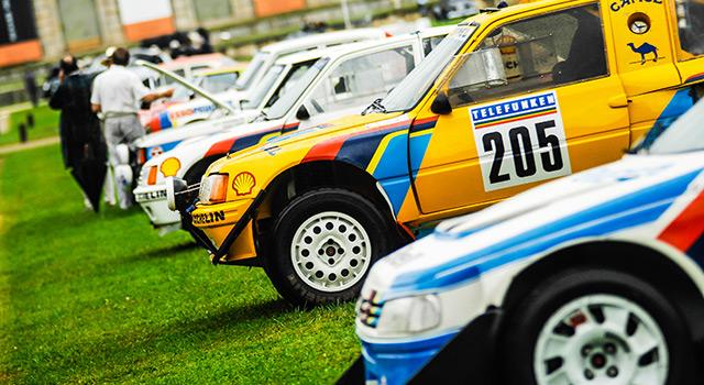 Peugeot partenaire des Grandes Heures Automobiles 2016