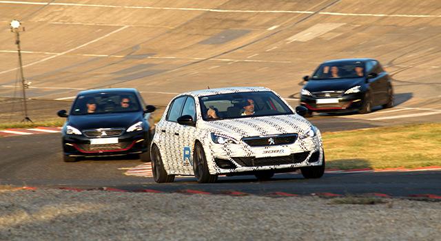 Photos : Peugeot aux Grandes Heures Automobiles 2016