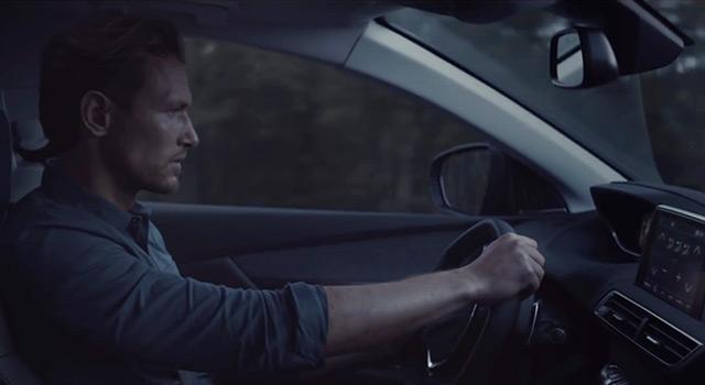 Publicité TV Peugeot i-Cockpit – « Senses » (2016)