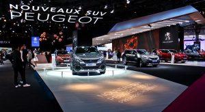 Photos : Peugeot au Mondial de l'Automobile de Paris 2016