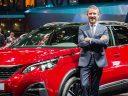 Gilles Vidal et le design de la Peugeot 3008 II - Mondial de Paris 2016