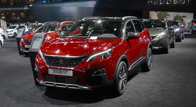 Vidéo : visite du stand Peugeot au Mondial de l'Auto de Paris 2016
